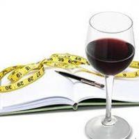 Правила употребления спиртного на диете