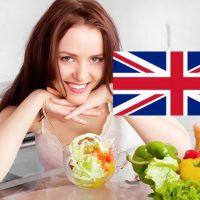Рецепты для английской диеты