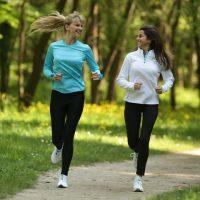 Бег для похудения 1