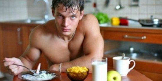 Основные принципы мужской диеты для похудения