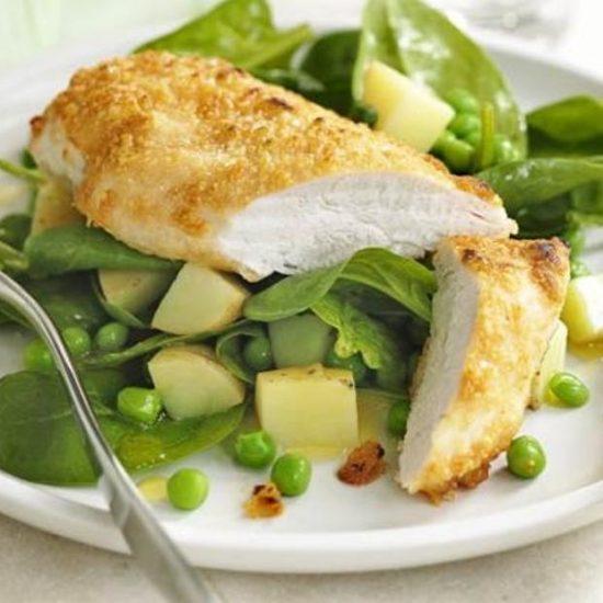 Как приготовить диетическое филе курицы