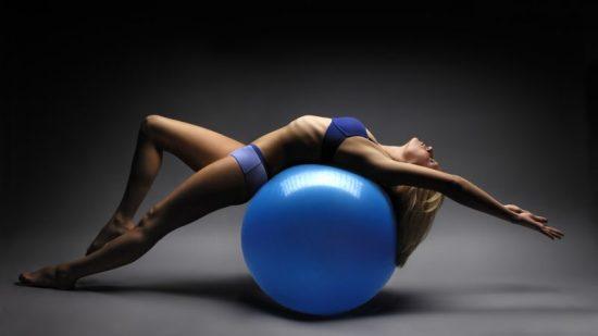 Примеры упражнений для живота
