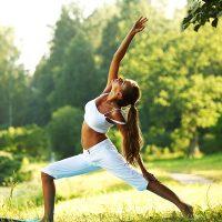 Йога для похудения 1