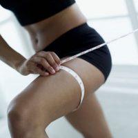 Как похудеть в ляшках 1