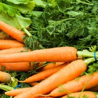 Сколько килокалорий в моркови