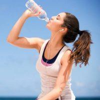 Как сидеть на питьевой диете