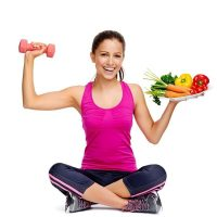Правильное питание при тренировках
