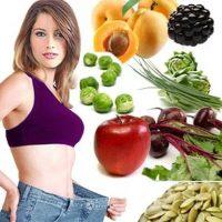 Продукты для похудения и энергии