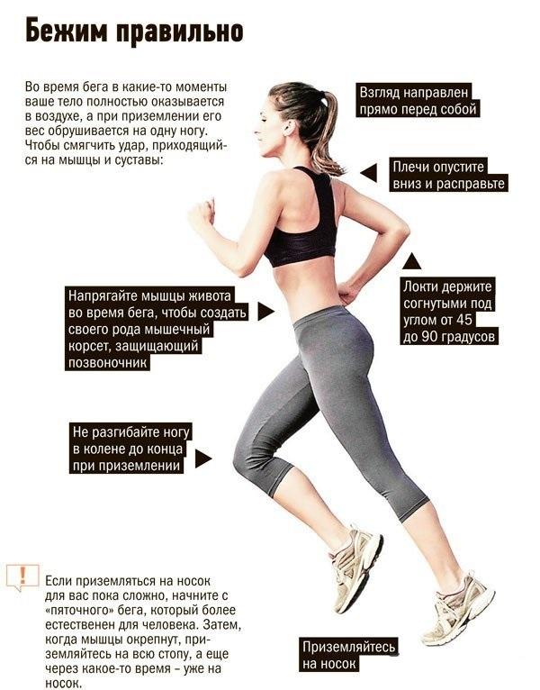 Когда лучше заниматься бегом чтобы похудеть