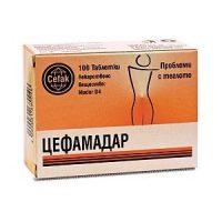 Цефамадар для похудения - инструкция по применению: состав и действие таблеток, цена в аптеках, отзывы и результаты