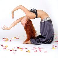 Похудеть с помощью танцев дома