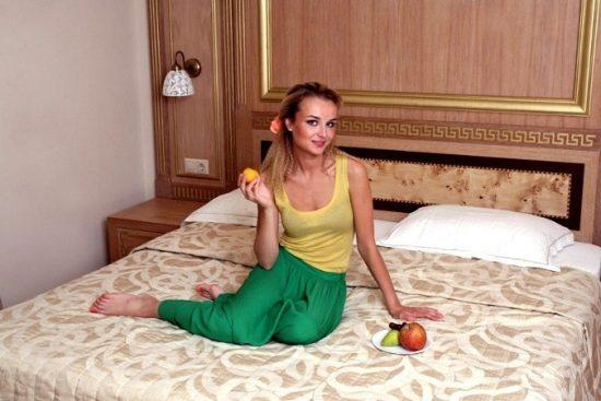 Полина Гагарина после похудения