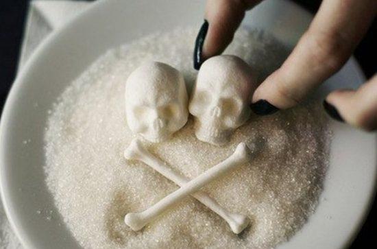 Откажитесь от сахара
