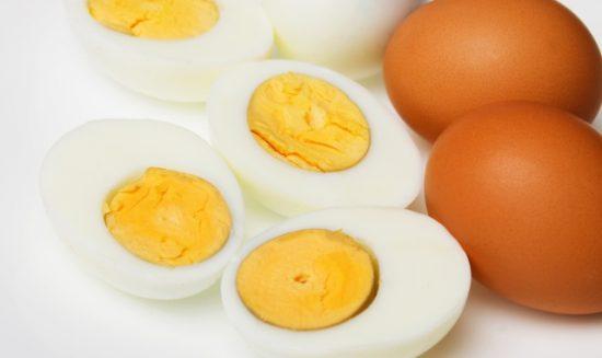 Обязательно употребляйте в пищу яйца