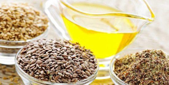 Показания к приему льняного масла
