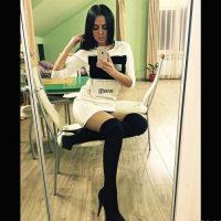 Похудевшая Виктория Романец Фото